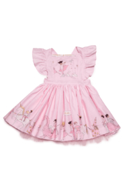 Mandy by Gema Zoe Dress Magical Parade Pink - Front cropped