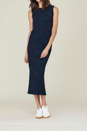 David Lerner Zoe Scoop-Back Midi - Product Mini Image
