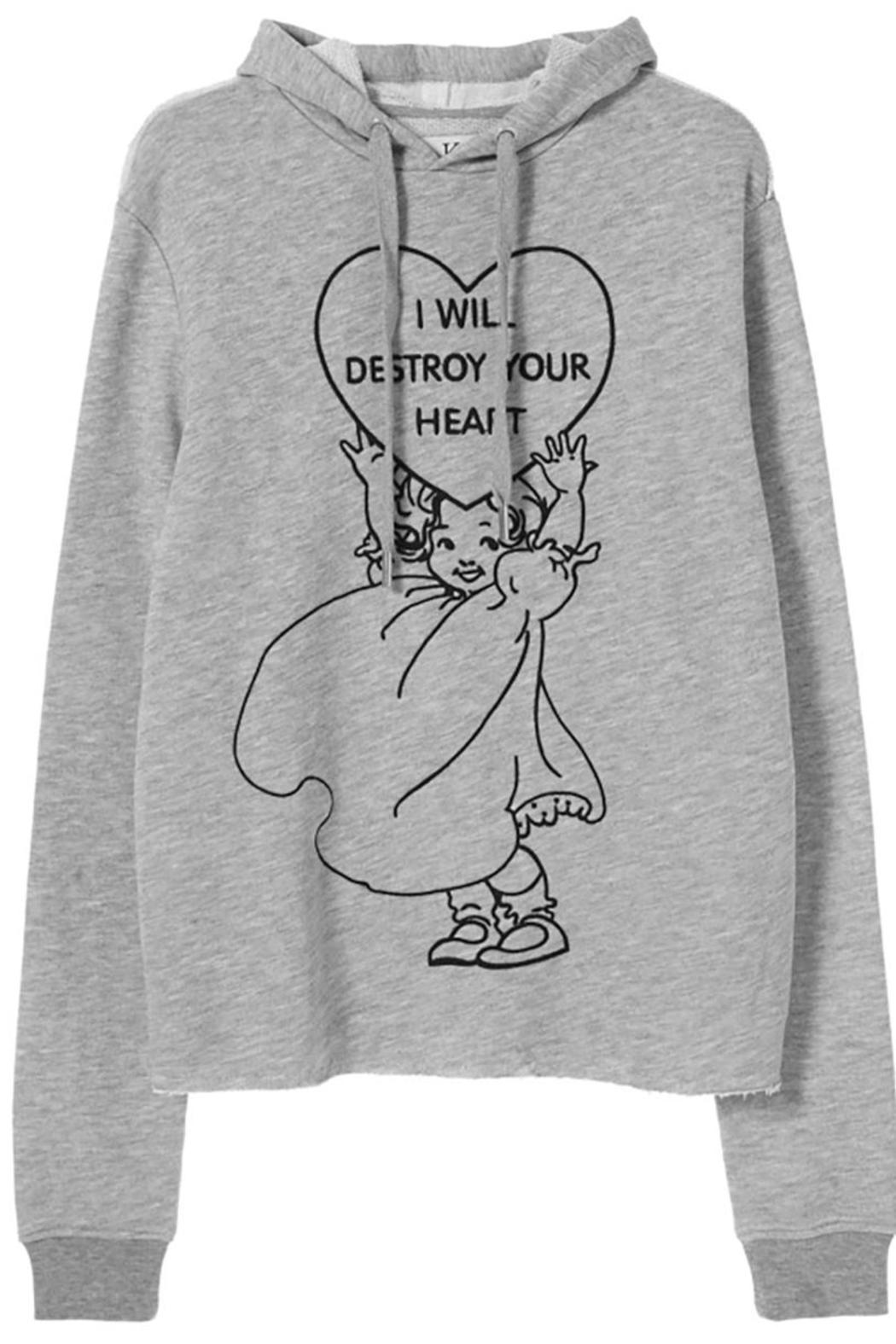 Zoe Karssen Destroy Your Heart Hoodie from Florida by LoveRich ... 536773b65