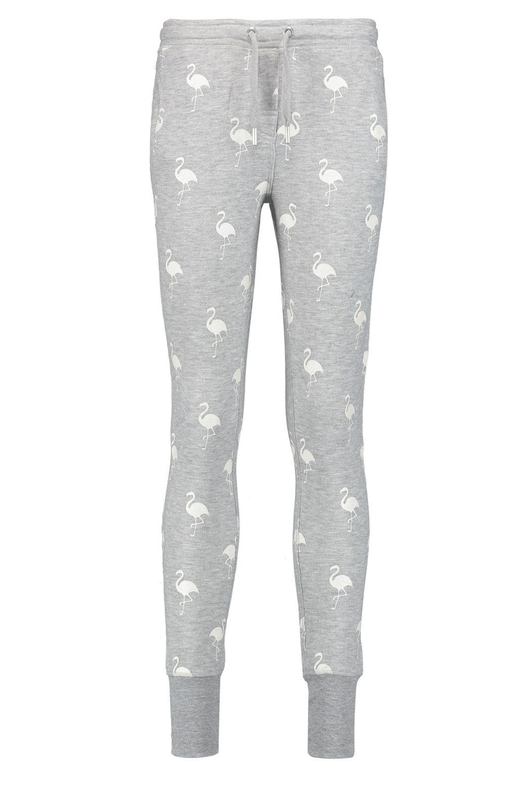 Zoe Karssen Flamingo Grey Pants - Main Image