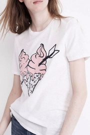 Zoe Karssen Ice Cream Graphic Tee - Product Mini Image