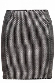 Zoe Karssen Metallic Skirt - Product Mini Image
