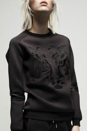 Zoe Karssen Tiger Sweatshirt - Front full body