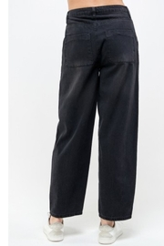 Signature 8 Zoey Wide Leg Pleat - Back cropped
