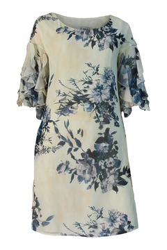 Shoptiques Product: Flower Print Dress