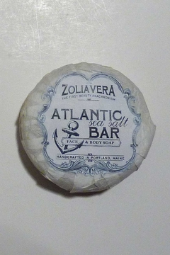 Zolia Vera Atlantic Soap Bar - Alternate List Image