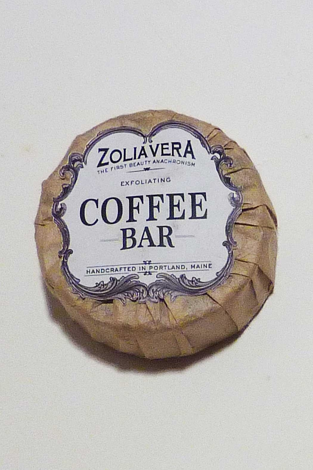 Zolia Vera Coffee Bar Soap - Main Image
