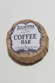 Zolia Vera Coffee Bar Soap - Front cropped
