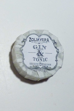 Zolia Vera Gin & Tonic Soap - Alternate List Image