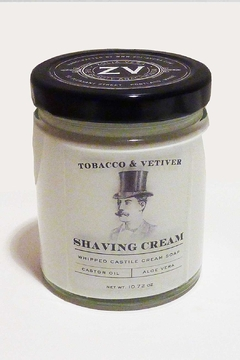 Zolia Vera Shaving Cream - Alternate List Image