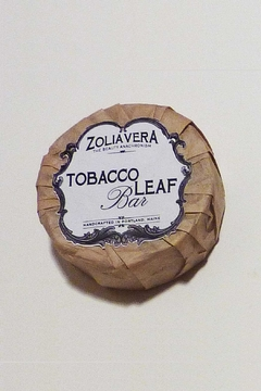 Zolia Vera Tobacco Leaf Soap - Alternate List Image