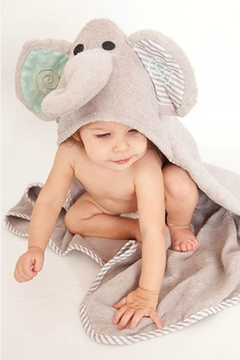 Shoptiques Product: Elephant Hooded Towel