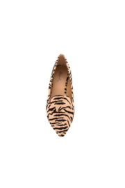 Qupid Zoom Tiger Flat - Side cropped