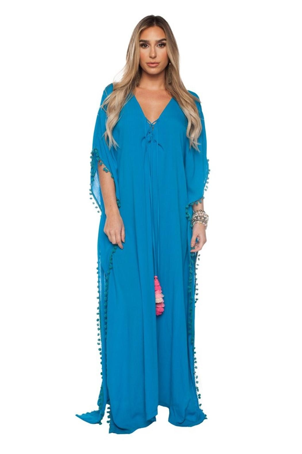 Buddy Love Zora Maxi Dress - Main Image