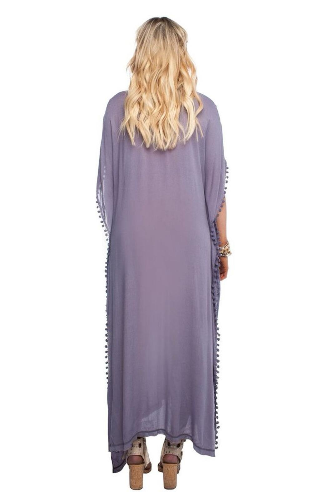Buddy Love Zora Maxi Dress - Side Cropped Image