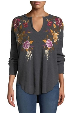 Shoptiques Product: Zosia V-Neck Thermal