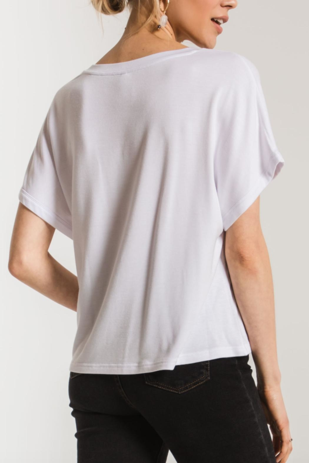 Zsupply Alda Dolman Tee - Side Cropped Image