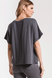 Zsupply Alda Dolman Tee - Front full body