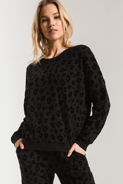 Zsupply Animal Flocked Pullover - Back cropped