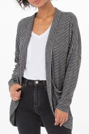 Zsupply Brushed Knit Cardi - Front cropped
