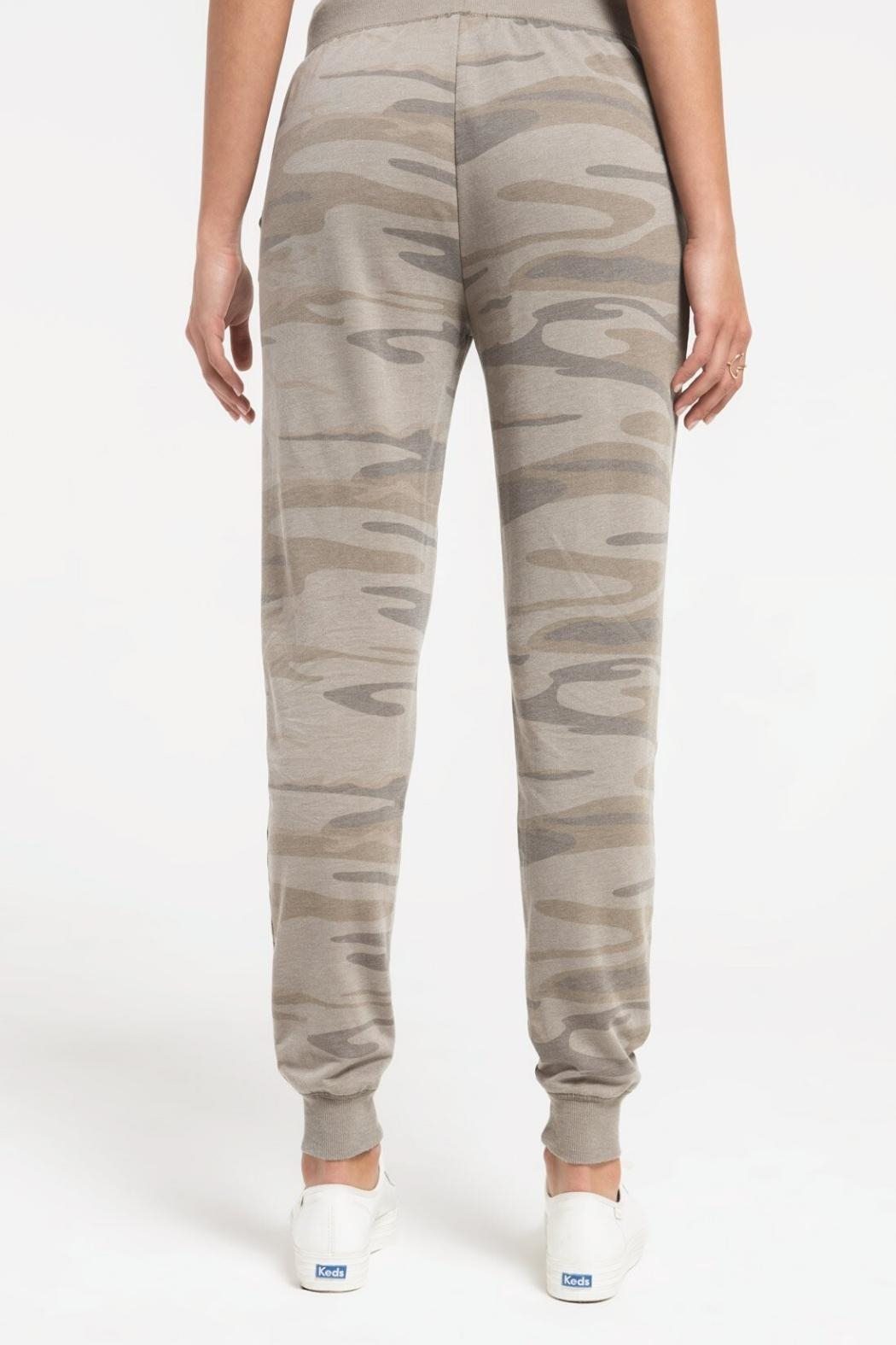 Zsupply Camo Pants, Light-Sage - Front Full Image