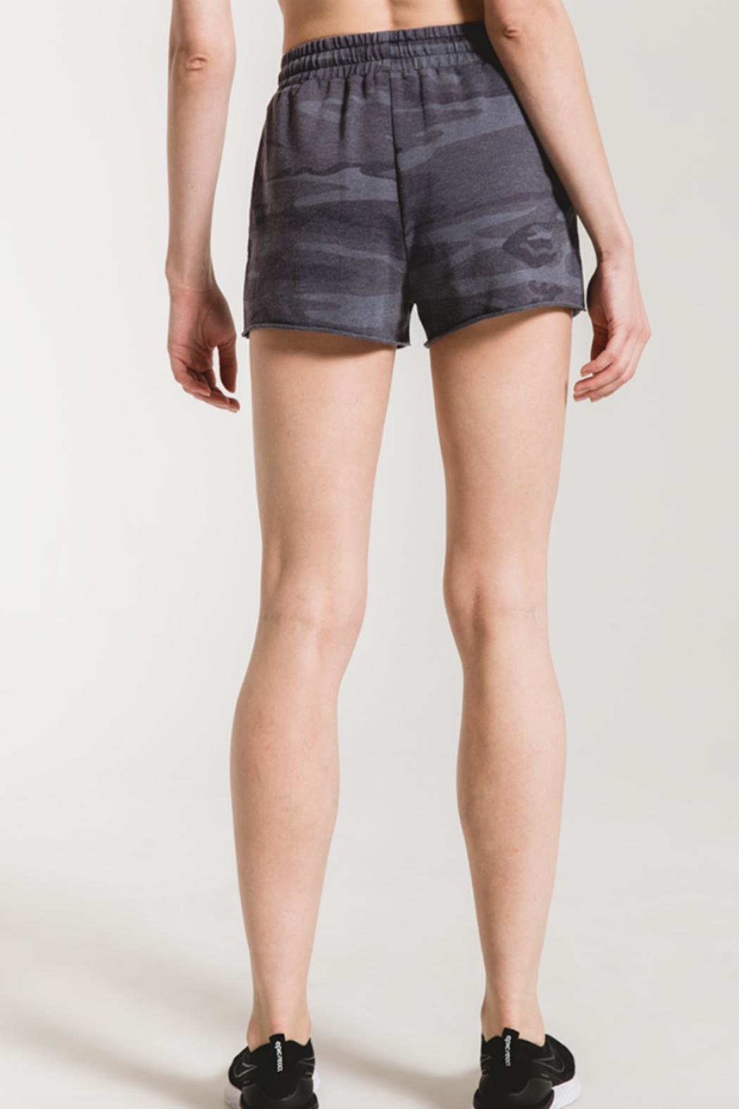 Zsupply Camo Sporty Short - Front Full Image