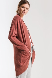 Zsupply Cocoon Marled Cardigan - Side cropped