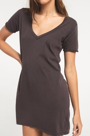 Zsupply Cottont-Shirt Dress - Front cropped
