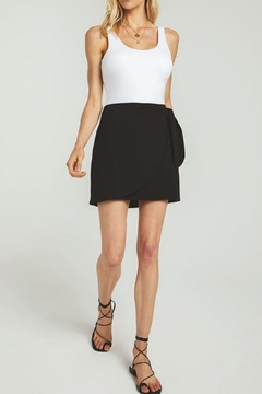 Shoptiques Product: Dawn Crinkle Skirt