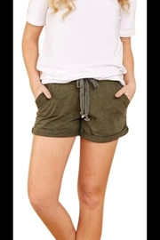 Z Supply  Faded Boyfriend Short - Product Mini Image