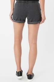Zsupply Faded Boyfriend Short - Side cropped
