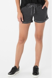 Zsupply Faded Boyfriend Short - Front cropped