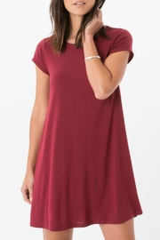 Zsupply Jersey Swing Dress - Product Mini Image