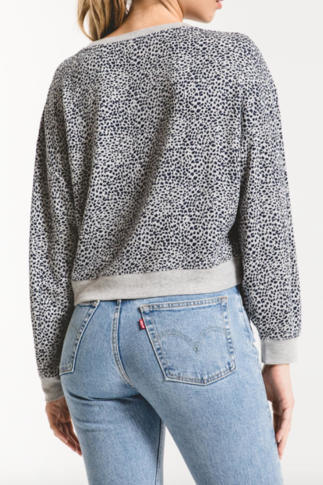 Zsupply Leopard Long Sleeve - Front Full Image