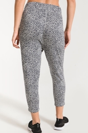 Zsupply Leopard Sweatpant - Front full body