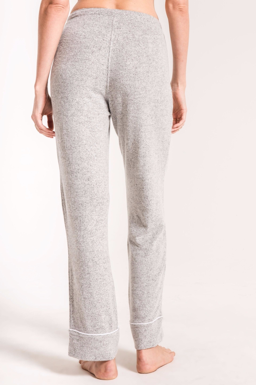 z supply Luxe Pajama Pant - Front Full Image