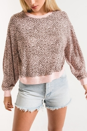 Zsupply Mini Leopard Pullover - Front cropped