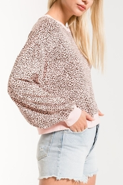 Zsupply Mini Leopard Pullover - Front full body