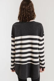 Zsupply Mordern Stripe Crew - Side cropped