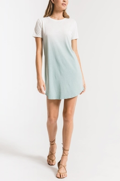 Zsupply Ombre Dipdye Dress - Product List Image