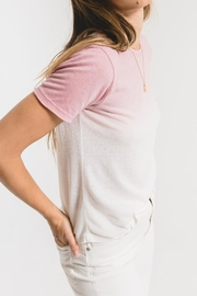 Z Supply  Ombre Dipdye Tee - Side cropped