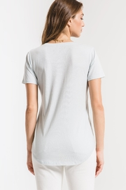 Zsupply Pocket Tee-Shirt, Blue - Side cropped
