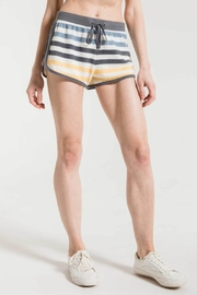 Zsupply Rainbow Stripe Short - Product Mini Image