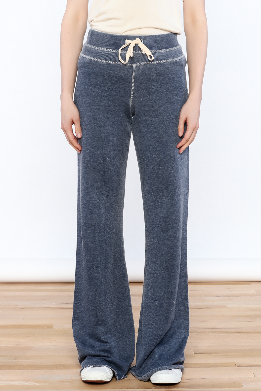 Zsupply Relaxed Lounge Pants - Front Full Image