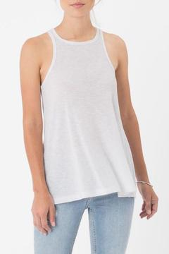 Shoptiques Product: Ribbed Racer Tank