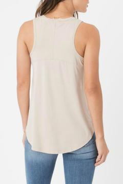 Shoptiques Product: Suede Swing Tank