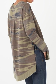 Zsupply The Camo Weekender - Front full body