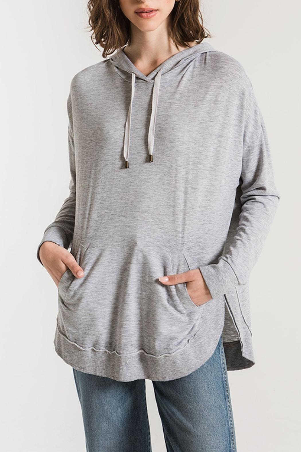Zsupply The Dakota Pullover - Front Cropped Image
