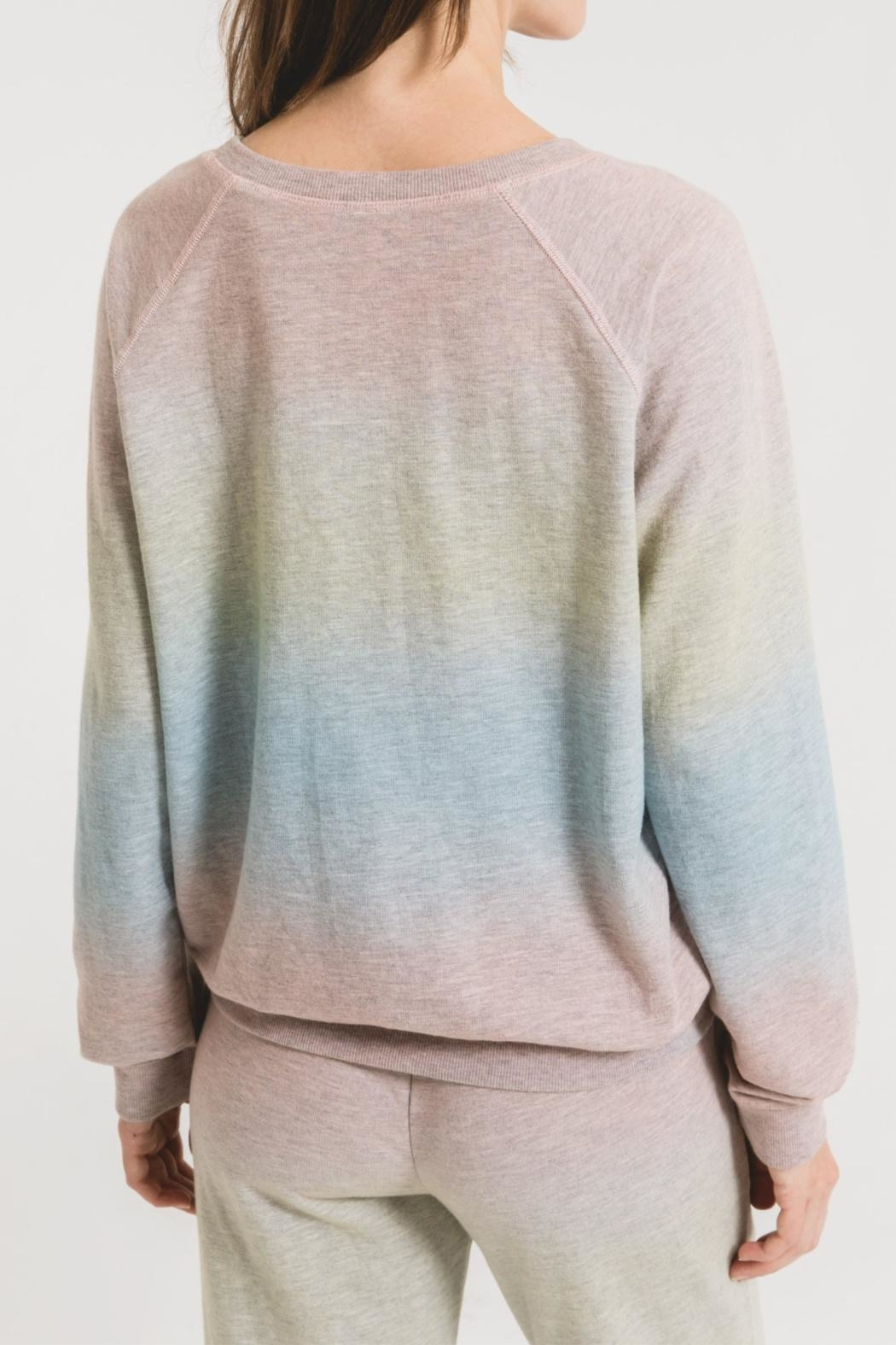 Zsupply The Ombre Top - Front Full Image