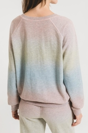 Zsupply The Ombre Top - Front full body